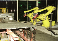 Robotic Automated In-line Gaguing at PSA