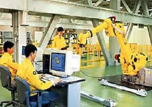 Compugauge Robot Performance Analysis at Fanuc